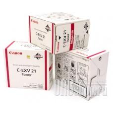 Картридж Canon C-EXV21 Magenta пурпурный