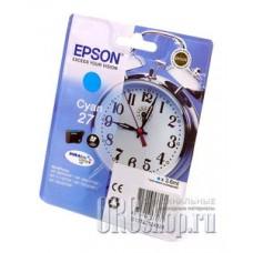 Картридж Epson C13T27024020 голубой