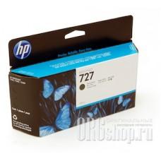 Картридж HP B3P22A матовый черный