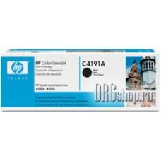 Черный картридж HP C4191A