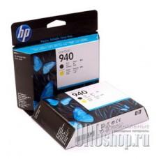 Головка HP C4900A черная + желтая