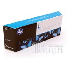 Картридж 81 HP C4931A