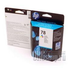Цветной картридж нр 78 HP C6578D
