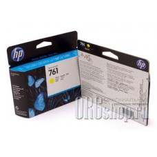 Головка HP CH645A желтая