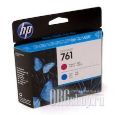 Головка HP CH646A голубая и пурпурная