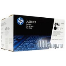 Два картриджа HP Q5949XD