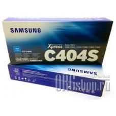 Картридж Samsung CLT-C404S голубой