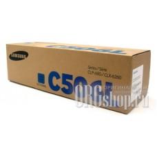 Картридж Samsung CLT-C506L голубой