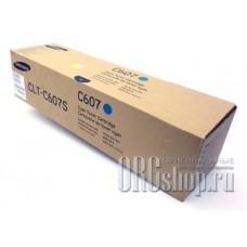 Картридж Samsung CLT-C607S голубой