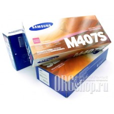 Картридж Samsung CLT-M407S пурпурный