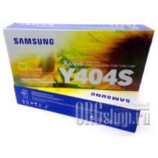 Картридж Samsung CLT-Y404S желтый
