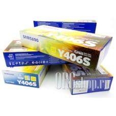 Картридж Samsung CLT-Y406S желтый