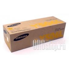 Картридж Samsung CLT-Y506L желтый